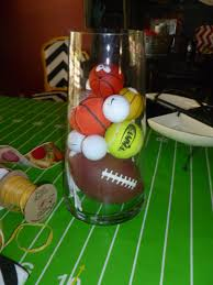 sports baby shower decorations all sports baby shower centerpieces baby showers design