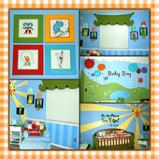 Dr Seuss Kids Room by One Fish Two Fish Dr Seuss Nursery Kids Room By Paperramma