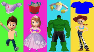 Toy Story Halloween Costumes For Family Wrong Shirt Paw Patrol Sofia Hulk Toy Story Learn Colors