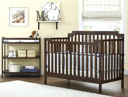 convertible crib and changing table baby crib with changing table ostrichapp com