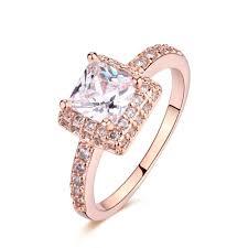 womens wedding ring size 6 10 womens fashion jewelry gold filled topaz wedding