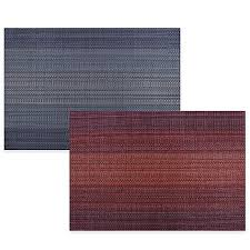 Placemats Bed Bath And Beyond Pointelle Vinyl Placemat Bed Bath U0026 Beyond