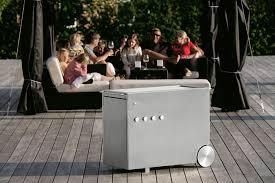 design gasgrill heat designer grill mit kohle oder gas