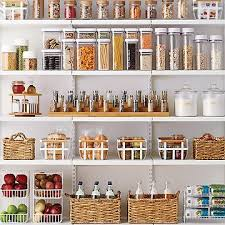 Organizing Kitchen Ideas Kitchen 17 Canned Food Storage Ideas To Organize Your Pantry
