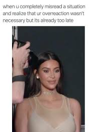 K Meme - the 23 funniest kardashian memes ever because it s been a rough