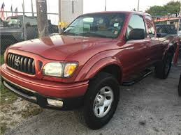 wrecked toyota trucks for sale 2004 toyota tacoma for sale carsforsale com