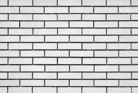 modern wall white brick modern wall background and texture stock photo