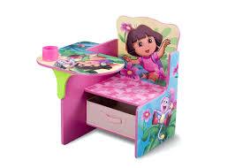 Minnie Mouse Armchair Storage Bins Disney Chair Desk With Storage Bin Minnie Cars Dora