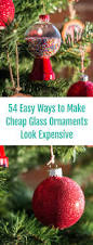 Easy Homemade Christmas Ornaments by Diy Christmas Ornaments Christmas Trees Christmas Tree