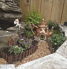 Pinterest Fairy Gardens Ideas by Images About Fairy Garden On Pinterest Fairies Gnome And My Idolza