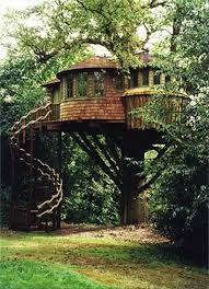 20 tree house design ideas to fill backyards with tree
