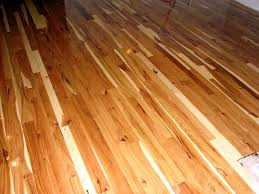 random width rustic hickory floor we re working on flooring