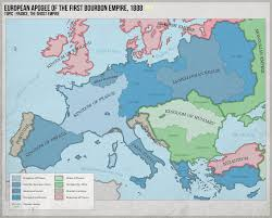 The Ghost Map European Apogee Of The First Bourbon Empire 1888 By Imdeadpanda On