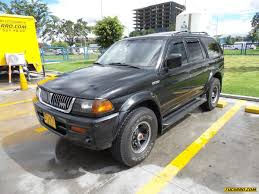 mitsubishi montero sport 1999 mitsubishi montero 3 0 1999 auto images and specification