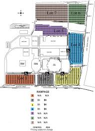 Orange County Convention Center Floor Plan by At U0026t Center San Antonio Rampage Hockey