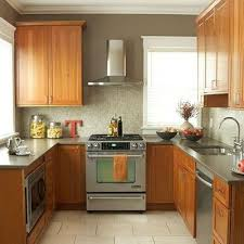 U Shape Kitchen Design Small U Shape Kitchen Small Shape Kitchen Shaped Island Designs