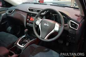 nissan x trail 2014 iims 2014 new nissan x trail launched in indonesia image 274014