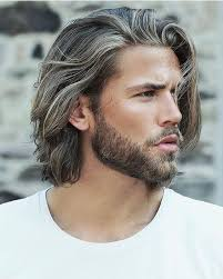 haircuts for hair shoter on the sides than in the back best 25 long hairstyles for men ideas on pinterest mens longer