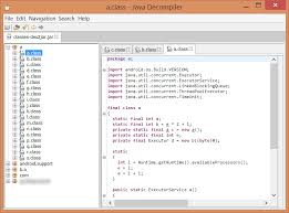 decompile apk engineering android scalac