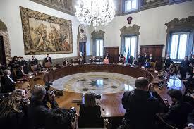 consiglio dei ministri news consiglio dei ministri approvata la legge di delegazione europea