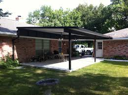 Building A Raised Patio Raised Insulated Patio Cover U2013 Baytown A 1