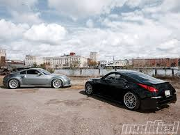 Nissan 350z Coilovers - nissan 350z features news photos and reviews