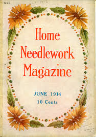 home needlework magazine vintage cross stitch patterns vintage