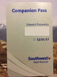 Rapid Rewards Card Invitation The Letter I Never Thought I U0027d Get From Southwest Pizza In Motion