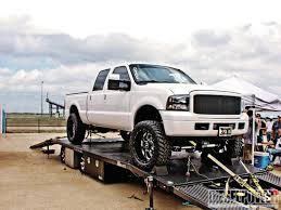 2005 Ford F250 Utility Truck - check out the white shark a 2005 ford f 250 that is fast u0027n