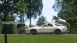 Porsche Panamera Coupe - spy photos porsche panamera and gt coupe