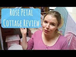 Dream Town Rose Petal Cottage Playhouse by Rose Petal Cottage Review Ad Youtube