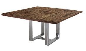rustic square dining table rustic square dining table habitusfurniture com