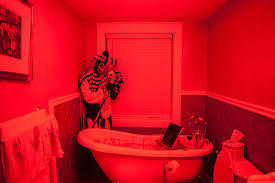 Circus Bathroom Kansas City Halloween Holst Dark Circus 2012 Click Photography