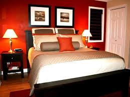 home design exquisite dark orange paint wall color romatic