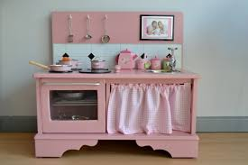 homemade play kitchen ideas kitchen made out of old dresser awesome going to do it