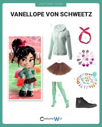 vanellope schweetz costume dress like vanellope schweetz costume and guides