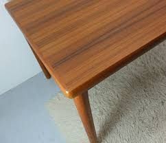 Dining Room Tables With Extension Leaves Danish Teak Dining Table With Two Extension Leaves 1970s For Sale