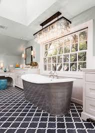 Black Bathroom Floor Tile New Interior Design Ideas U0026 Paint Colors For Your Home Home