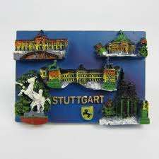 aliexpress com buy stuttgart germany tourism souvenirs fridge
