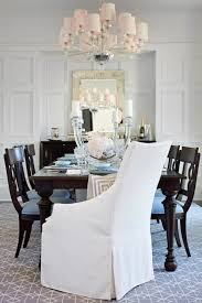 Mirror Over Dining Room Table - espresso dining table design ideas