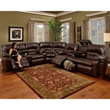 25 best collection of media room sectional sofas