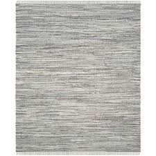Pink And White Striped Rug Modern Area Rugs Allmodern