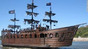 man builds pirate ship sells for 80 000 on craigslist cnn travel