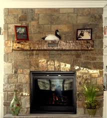 home design handmade cherry modern beam fireplace mantel custom