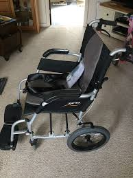 karma ergo lite manual wheelchair in newton abbot devon gumtree