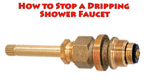 Replacing Bathtub Faucet How To Stop A Dripping Shower Faucet Repair Leaky Bathtub Water