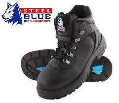 steel blue womens boots nz lace ups safety boots safety boots furst