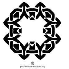 ornament design clip at vectorportal