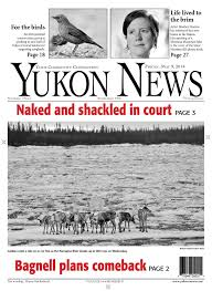 yukon news may 09 2014 by black press issuu