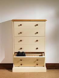 Shoe Cabinet Hampton Cream Painted Pine Furniture Large Shoe Storage Cabinet